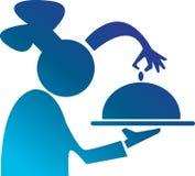 Server logo Stock Image