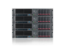 Server rack Stock Photos