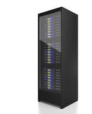 Server rack image Royalty Free Stock Photos