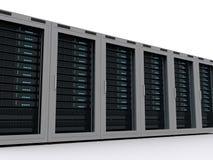 Server Rack Royalty Free Stock Image