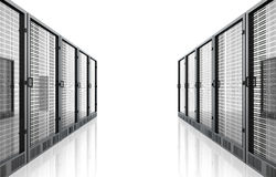 Server Room Stock Images