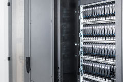 Server room Stock Image