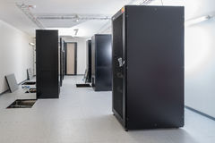 Server room Royalty Free Stock Image