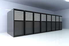 Server Room Royalty Free Stock Photos