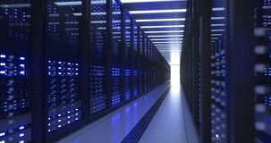 server room datacenter crypto currency mining farm