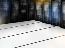 Server Room Datacenter Stock Photography