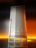 Server Tower Stock Photos