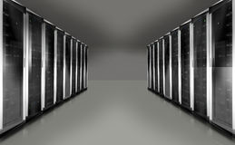 Server Tower Stock Photography