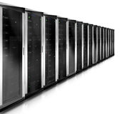 Server Tower Royalty Free Stock Photography