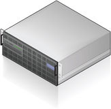 Server Unit Stock Images