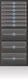 Server-Zahnstange