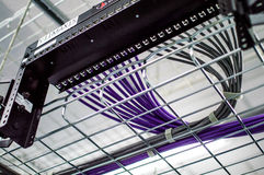 Serveror 3 Arkivfoto