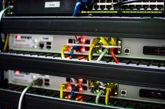 Serveror 1 Arkivfoton