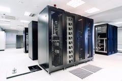 Serverruimte Stock Fotografie