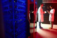 Serverrum Fotografering för Bildbyråer