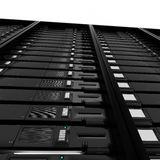 Servers Stock Images