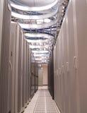 Servers Stockfoto