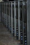 Servers Stock Photo