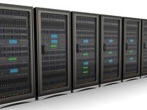 servers Stock Foto's