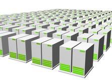 Servers Stock Photos