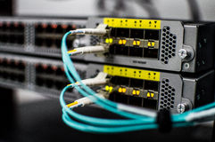 Servers 6 Stock Images