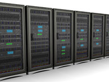 Servers Stock Photos