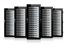 Servers Royalty Free Stock Photos