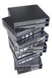 Servers Stock Pile Stock Photo