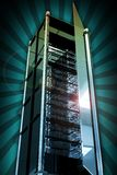 Servers Tower Royalty Free Stock Image