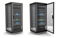 Serverstand Stockbilder