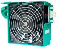 serveur du ventilateur s Photo stock