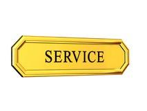 Serviço Fotografia de Stock