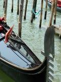 Serviço da gôndola de Veneza Fotografia de Stock