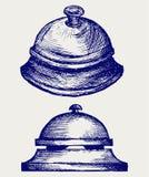 Serviço de alarme do anel ilustração royalty free