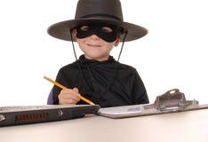 Serviço de atenção 24 de Zorro Foto de Stock Royalty Free