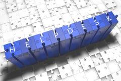 Serviço de informações Imagem de Stock
