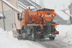 Serviço do inverno Foto de Stock Royalty Free