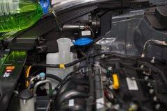 Serviço do motor de automóveis Imagem de Stock