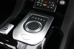 Serviço luxuoso interior do carro imagens de stock royalty free