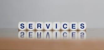 service Arkivbild