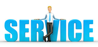 Service Royalty Free Stock Image