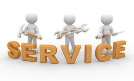 Service Stockbilder