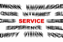service stock illustrationer