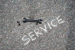 service Stock Foto's