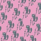 Service av vänliga husdjur stock illustrationer