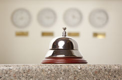 Service bell Royalty Free Stock Image