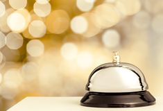 Service Bell Royalty Free Stock Images
