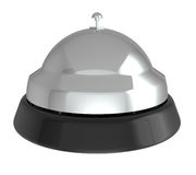 Service bell isolated on white. 3d illustration Royalty Free Stock Photography
