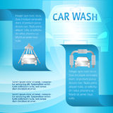 Service-car-wash-banner-template Stock Photo