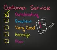 Service client Photo libre de droits